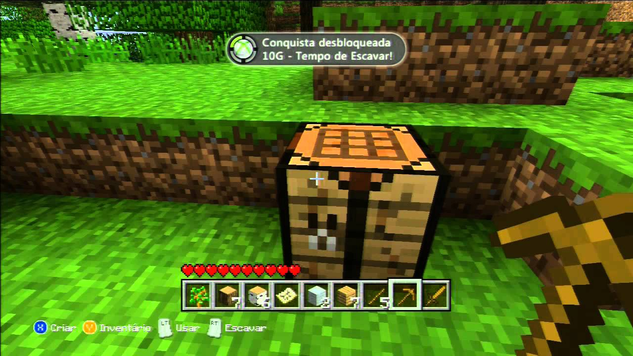 minecraft xbox 360 youtube. Black Bedroom Furniture Sets. Home Design Ideas