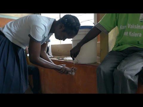 Tackling Cholera in Haiti