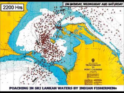 STOP Tamil Nadu fishing criminals stealing Sri Lanka tamil fishermen stocks