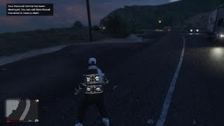 Grand Theft Auto V Funny Clip #3