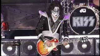 Клип KISS - Detroit Rock City (live)