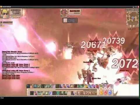 Grand Fantasia - Ranger 60 solo WCM mobbing