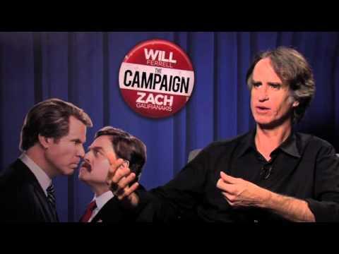 The Campaign (Moi, Député) Jay Roach (director) Interview HD
