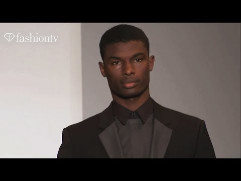 Calvin Klein Men Spring/Summer 2013 FULL SHOW | New York Fashion Week | FashionTV