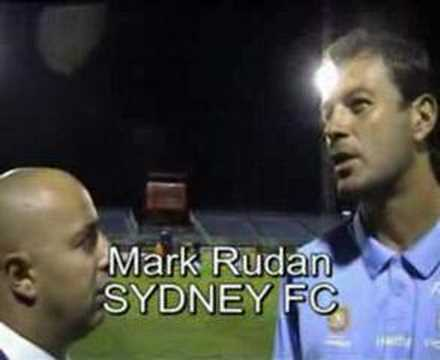 www.uAAu.com.Au - Exclusive Highlights Sydney FC v Marconi Stallions. Interviews with Branko Culina, Ufuk Talay, Mark Rudan, Tayfun Buyukkopru, Paul Saliba.