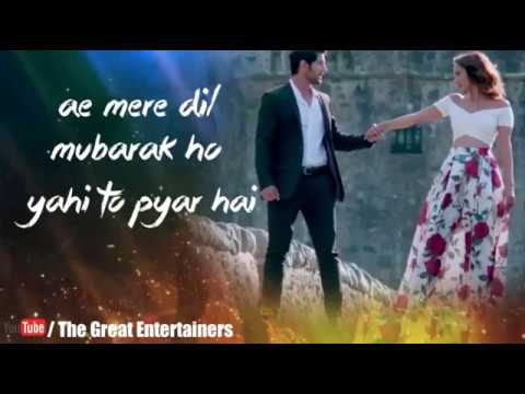 download lagu Ishq Mubarak  Al   Whatsapp Status Song gratis