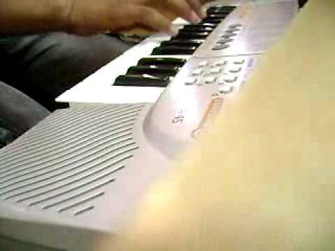 accha sila diya on keyboard by Ayush