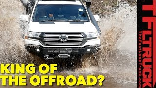 Here is Why the Toyota Land Cruiser is the Ultimate Overland Rig!