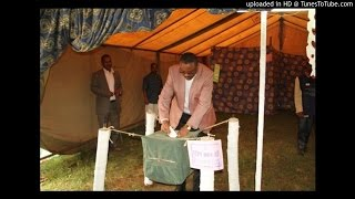 Hailemariam on Election
