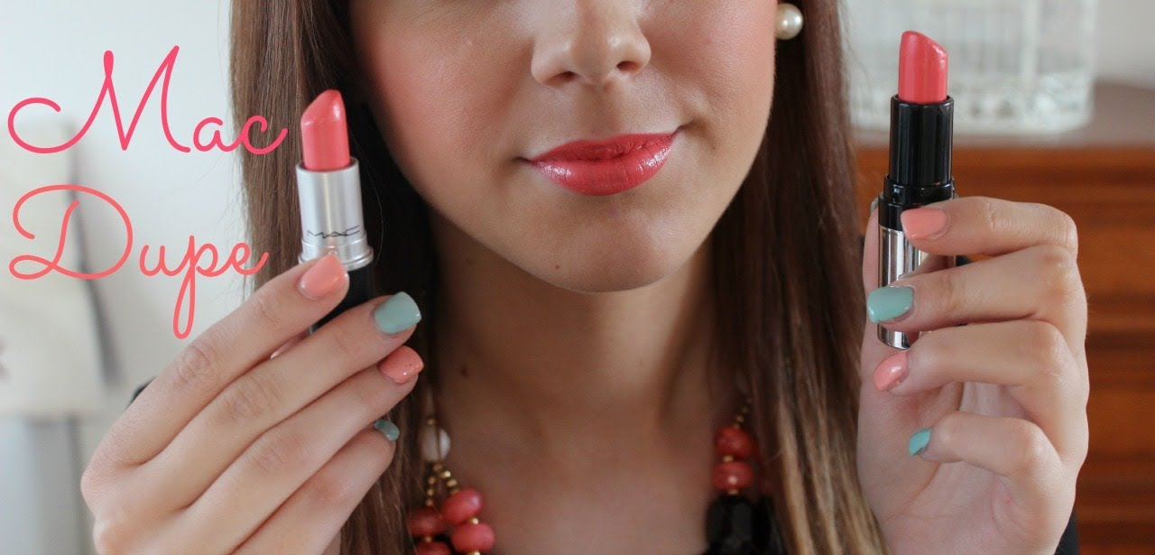 Mac Dupe | Costa Chic Lipstick - YouTube