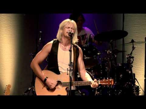 Magnus Andersson Band Mr rock Nakna fötter live. Album cd och dvd