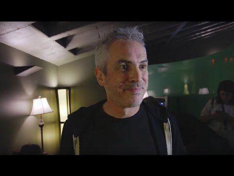 Alfonso Cuaron on His Friendship with Emmanuel Lubezki