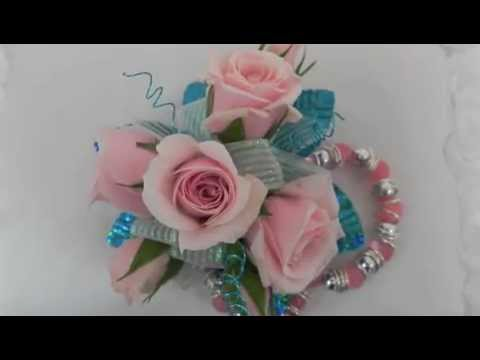 Prom Corsage 2011 in fast forward at Gillespie Florists