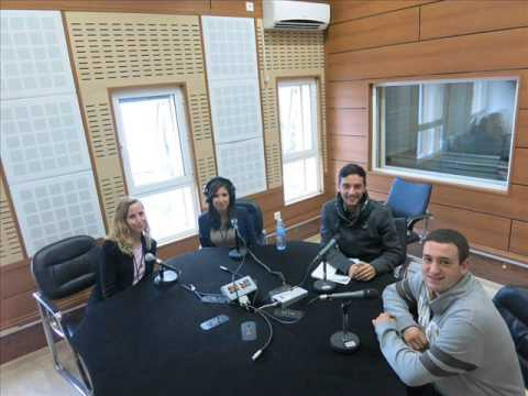 Algerian Youth Voices on The International Radio in The Talk