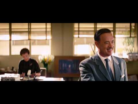 Saving Mr. Banks -- Tom Hanks - Pod dal film | HD