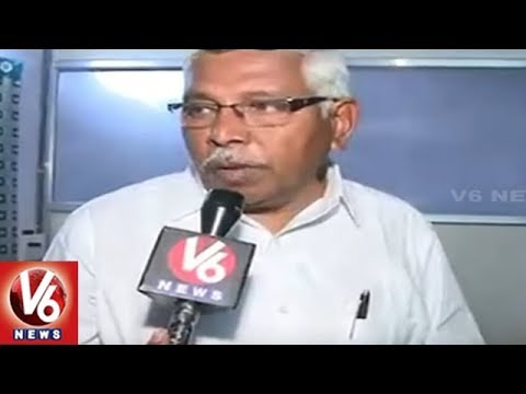 TJS Chief Kodandaram Face To Face Over Election Campaign | V6 News