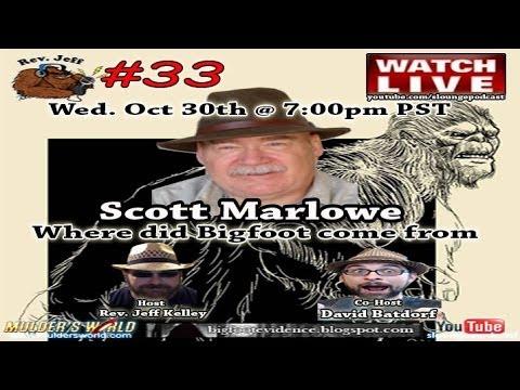 Where did Bigfoot come from? w/ Scott Marlowe - SLP#33