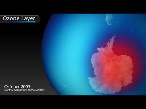 NOAA: State of the Ozone Layer (2011) [1080p]
