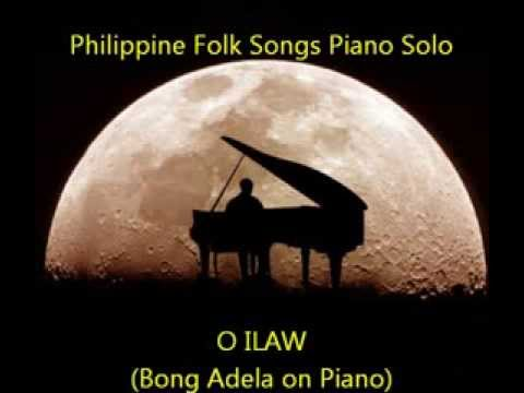 O Ilaw   (philippine Folk Songs Piano Solo) video