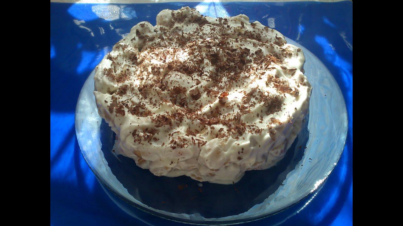 Торт Нежность домашний рецепт с