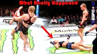 What Really Happened at UFC 238 (Valentina Shevchenko vs Jessica Eye)
