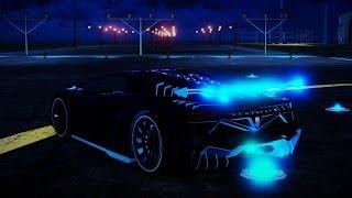 GTA 5 Secret Paint Job - TRON Evolution Custom Respray Guide On GTA 5 Online ! (GTA V)