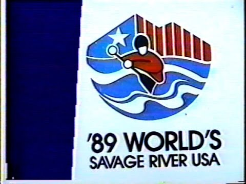 The Down River Race 89World Championship in USA Video by dale briggs footage