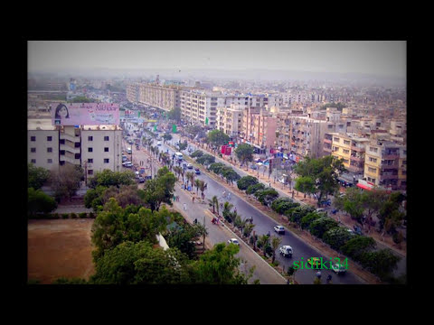 MAGA KARACHI - CITY PAKISTAN 2013  - TOURISM PAK TRAVEL TRIP TOUR