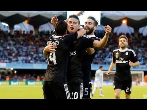 Celta 2-4 Real Madrid | Goles | 26/04/2015 | COPE