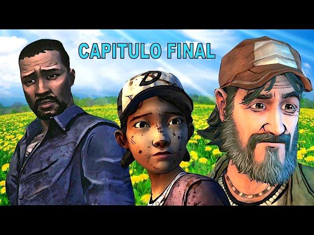EL ULTIMO ADIOS  The Walking Dead Temp. 2  Final - JuegaGerman