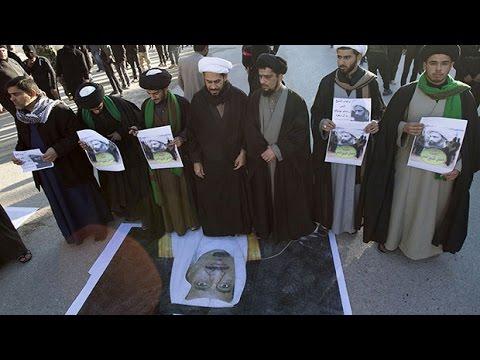 Rising tension between Saudi Arabia and Iran