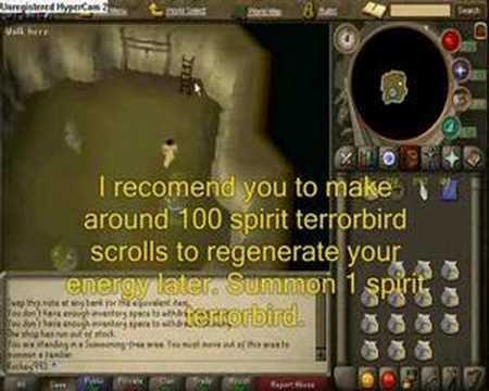 Rs summoning guide.