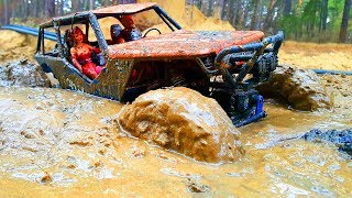 RC Car MUD OFF Road — Axial Wraith 4x4 — RC Extreme Pictures