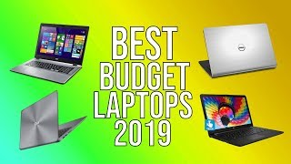 BEST BUDGET LAPTOPS of 2019 | TOP 5 BEST BUDGET AFFORDABLE LAPTOP 2019