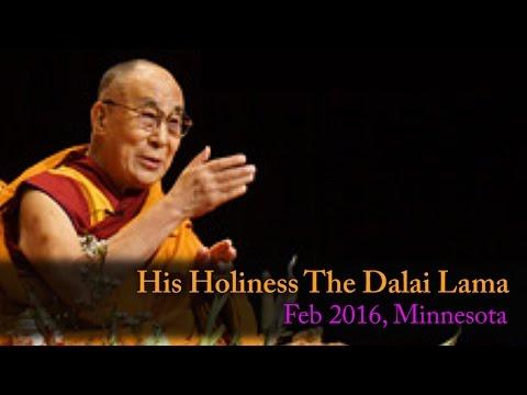 Dalai Lama's message to Tibetans 2016