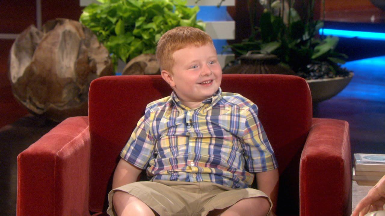 Apparently Kid Ellen
