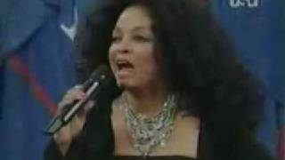 Diana Ross - US Open 2006 - Part 1