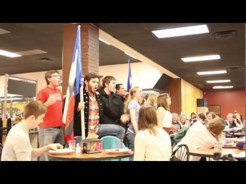 Belmont University 'Les Misrables' Flash Mob (Official)