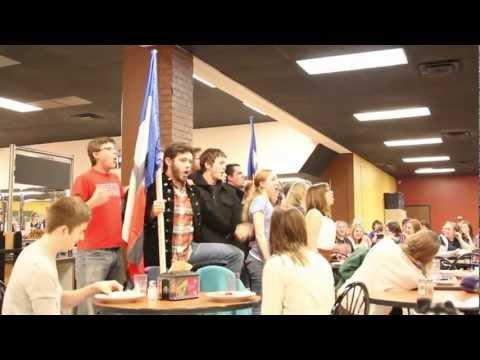 Belmont University 'Les Misérables' Flash Mob (Official)