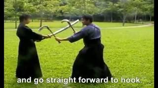 How to use Dual Kama against the Katana