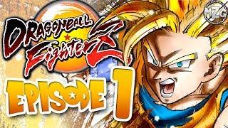 I AM GOKU!? - Dragon Ball FighterZ Gameplay Walkthrough - Episode 1