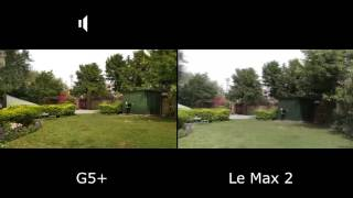 Moto G5+ VS LeEco/LeTv Le Max 2: Full In-Depth Camera Comparison