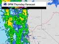 Precipitation Forecast: January 21-23, 2016