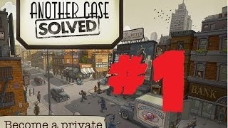 Another Case Solved-Gameplay Walkthrough Part 1 (Android/IOS)