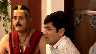 Tiwari Ji's Naagraj Look In 'Bhabi Ji Ghar Par Hai' |  #TellyTopUp
