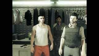 GTA V-Online: Heist- The Prison Break (Bangla)