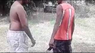 Maurice daisy vs Ashley Barnes (woori boys)