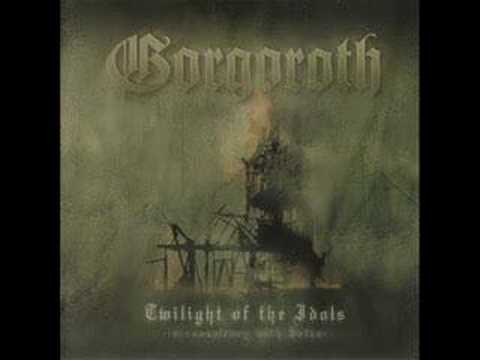Gorgoroth - Teeth Grinding