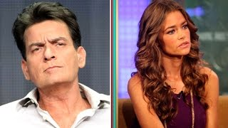 Charlie Sheen Goes On Twitter Rampage Against Ex Wife Denise Richards