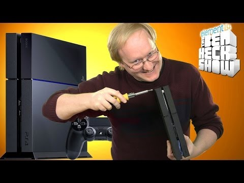 Ben Heck's PlayStation 4 Teardown